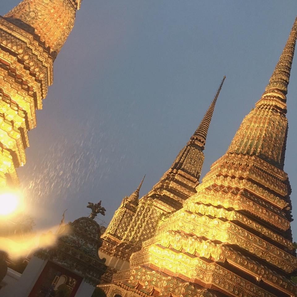 タイ旅行。物価が安くてびっくり。